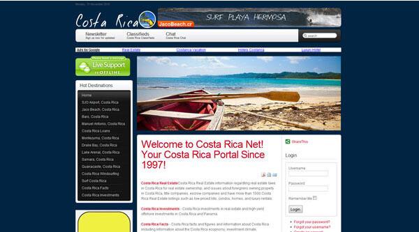 Costa Rica Net