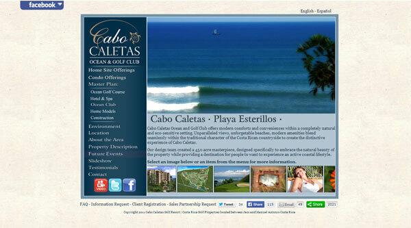 Cabo Caletas