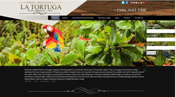 Hotel Beach Club La Tortuga