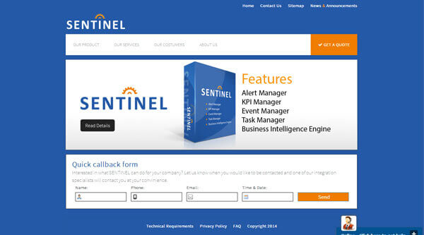 IPG Sentinel